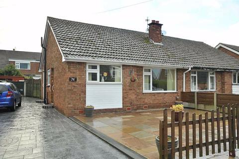 2 bedroom semi-detached bungalow to rent - Cedarway, Bollington