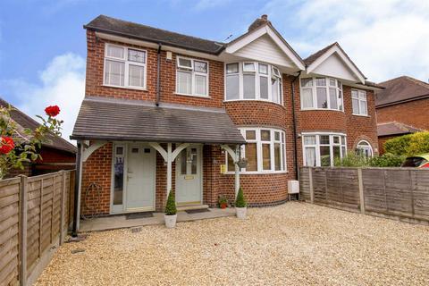 4 bedroom semi-detached house for sale - West Bank Road, Allestree, Derby