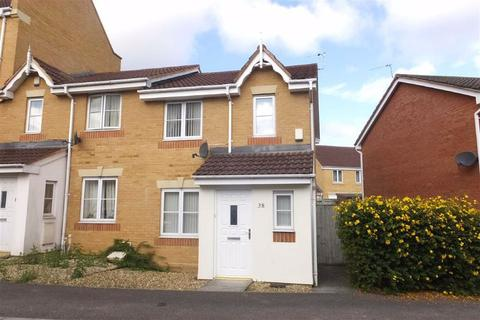3 bedroom end of terrace house for sale - Corinum Close, Emersons Green, Bristol