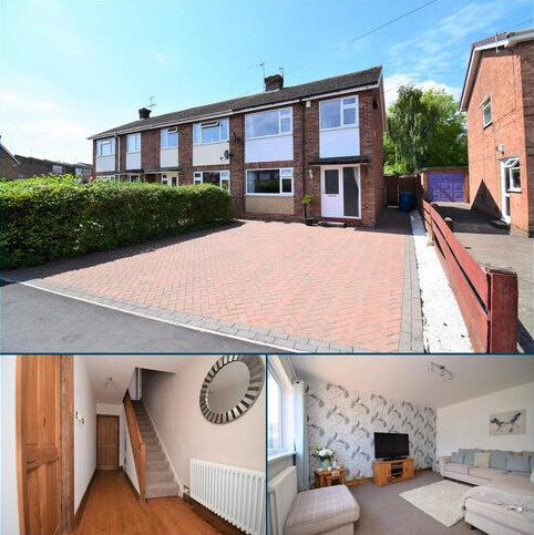 3 bedroom end of terrace house for sale - Overton Avenue, Willerby