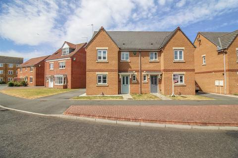 3 bedroom semi-detached house for sale - Earlsmeadow., Shiremoor, Newcastle Upon Tyne