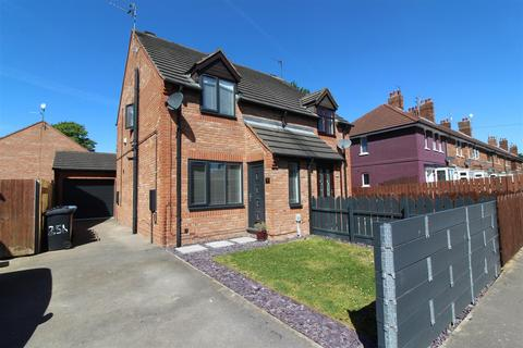 2 bedroom semi-detached house for sale - Newbald Grove, Hull
