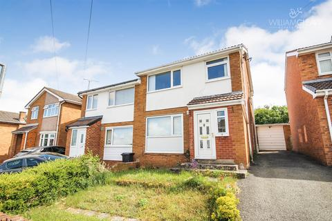 3 bedroom semi-detached house for sale - Highfield Avenue, Mynydd Isa