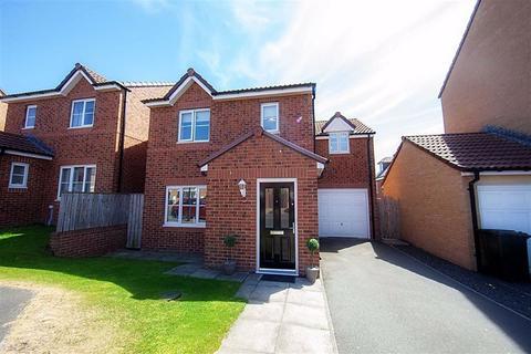 3 bedroom detached house for sale - Haydon Drive, Hadrian Village, Walslend, NE28