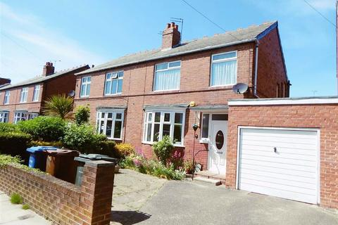 3 bedroom semi-detached house for sale - Peartree Gardens, Walkerville, Newcastle Upon Tyne, NE6