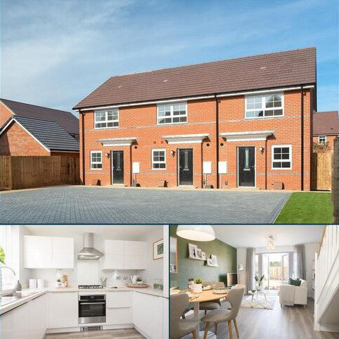 2 bedroom end of terrace house for sale - Plot 318, Washington at Lloyd Mews, Dunnocksfold Road, Alsager, STOKE-ON-TRENT ST7