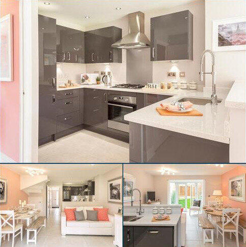4 bedroom semi-detached house for sale - Plot 101, Haversham at Northfields Park, Off Hayes Way, Patchway BS34