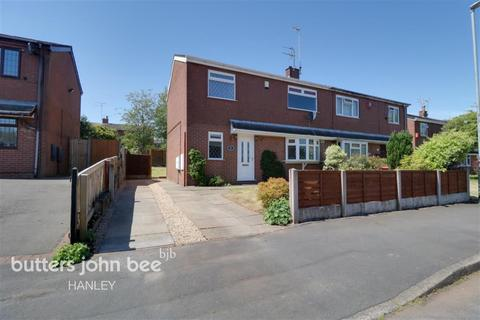 3 bedroom semi-detached house to rent - Grisedale Close, Stoke on trent
