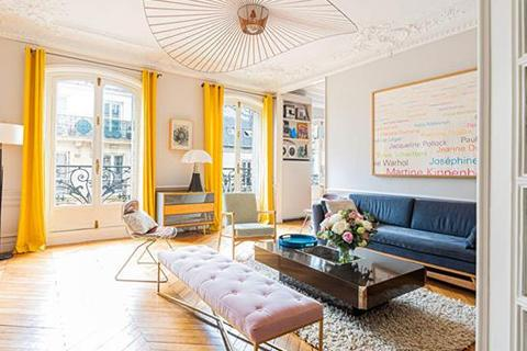 4 bedroom apartment - PARIS, 75017