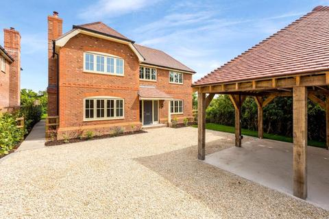 5 bedroom detached house for sale - Woods Lane, Cliddesden, Basingstoke, RG25