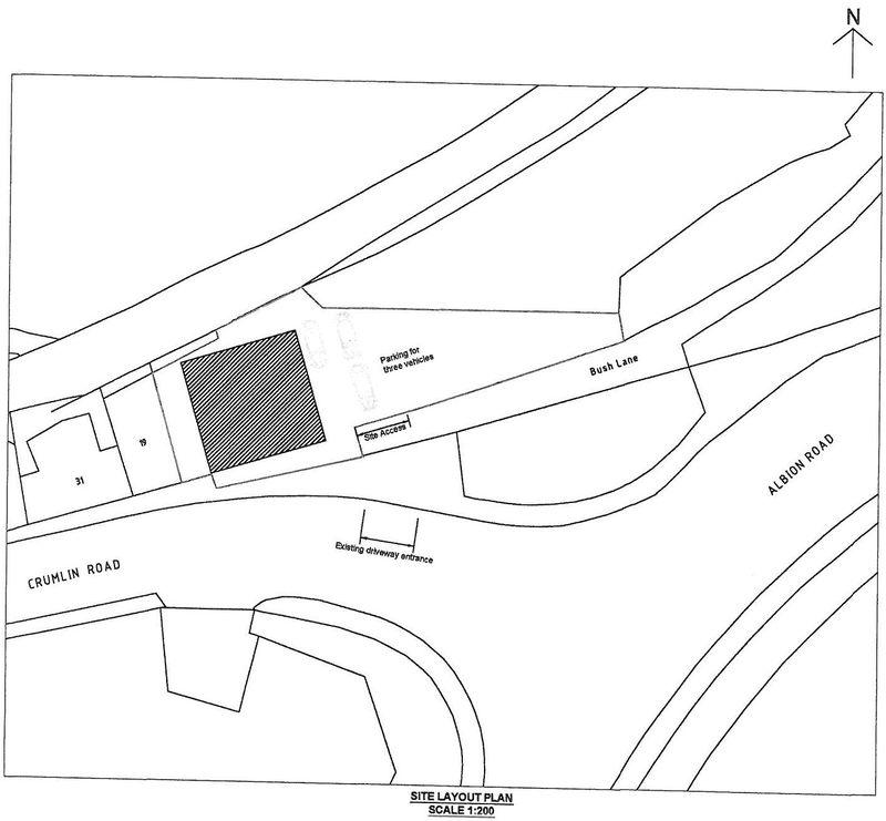 Plot Commercial for sale in Albion Road, Pontypool