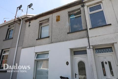 3 bedroom terraced house for sale - Winifred Street, Merthyr Tydfil