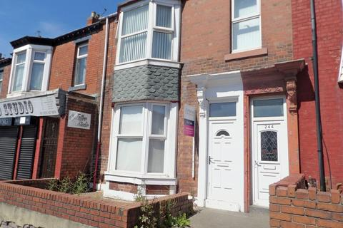 2 bedroom ground floor flat for sale - Stanhope Road, West Harton, South Shields, Tyne and Wear, NE33 4TA