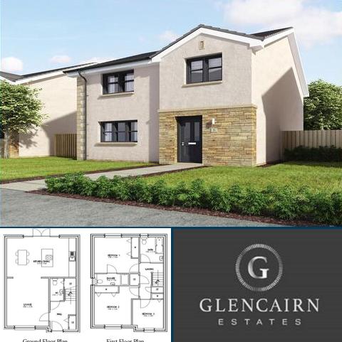 3 bedroom property with land for sale - Plot 10- The Glenvale, Glencairn Estate, Cumnock, KA18 1SH