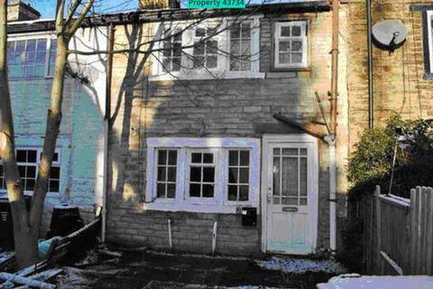 1 bedroom terraced house for sale - Liversedge Row, Bradford, BD7 3LD