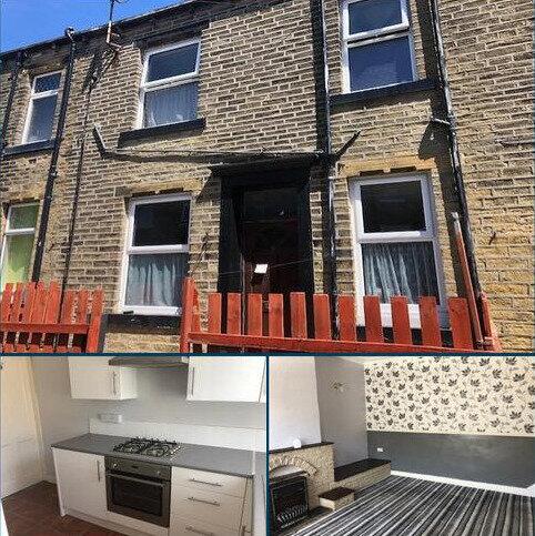 2 bedroom terraced house to rent - Ripon Street, Halifax HX1
