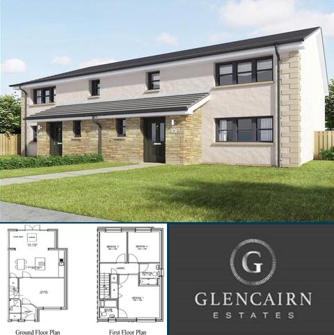 3 bedroom property with land for sale - Plot 12, The Nordale, Glencairn Estate, Cumnock, KA18 1SH