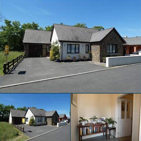 3 bedroom bungalow for sale - Pelcomb Drive, Pelcomb Cross, Haverfordwest