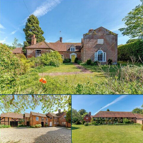 5 bedroom detached house for sale - Bidden Road, Upton Grey, Basingstoke, Hampshire, RG25