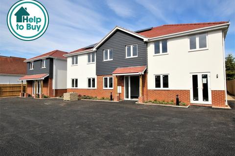 3 bedroom terraced house for sale - Patterson Close, Oakdale, POOLE, Dorset