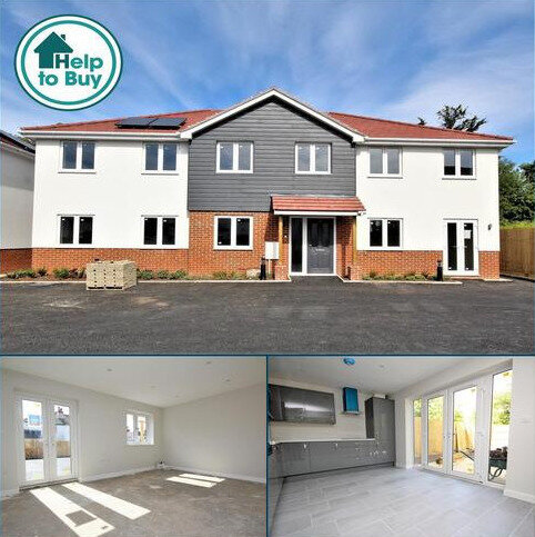 3 bedroom end of terrace house for sale - Patterson Close, Oakdale, POOLE, Dorset
