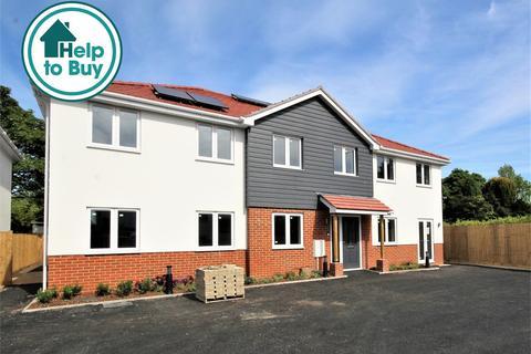 3 bedroom end of terrace house for sale - Patterson Close, Oakdale, POOLE, Dorset