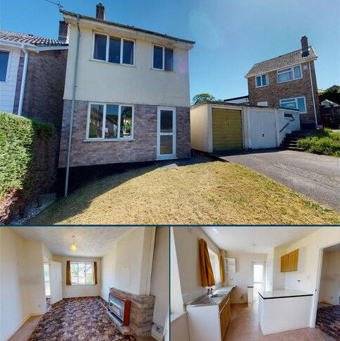 3 bedroom detached house for sale - Parkway, St Austell