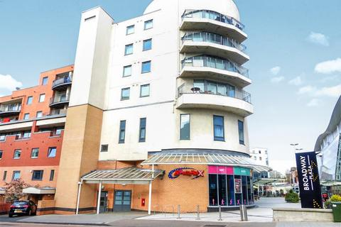 2 bedroom apartment to rent - The Blue Apartments, Broadway Plaza, Francis Road, Birmingham, B16