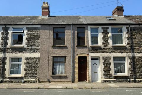 2 bedroom terraced house for sale - Thesiger Street, Cardiff