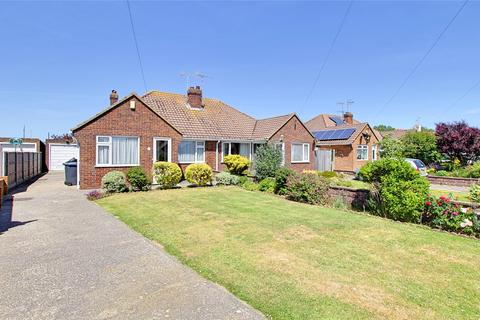 3 bedroom bungalow for sale - Seamill Park Crescent, Worthing, West Sussex, BN11