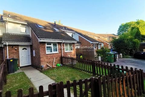 2 bedroom terraced house for sale - The Dell, St. Mellons, Cardiff. CF3
