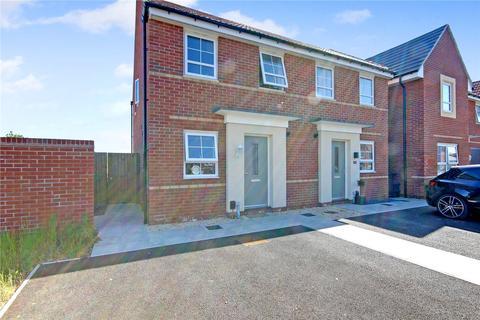 2 bedroom semi-detached house for sale - Greycing Street, St Andrew's Ridge, Swindon, Wiltshire, SN25