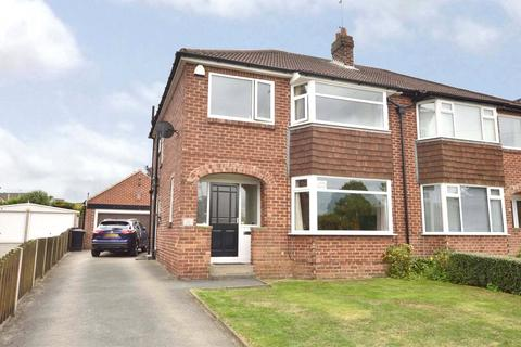 3 bedroom semi-detached house for sale - Springbank Road, Farsley, Pudsey, West Yorkshire