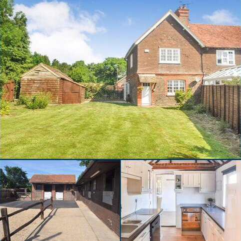 3 bedroom equestrian property for sale - Lingfield Road, Edenbridge