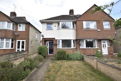 3 bedroom semi-detached house for sale - Herschel Crescent, OXFORD, OX4