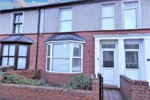 3 bedroom terraced house for sale - Orme Road, Bangor, LL57