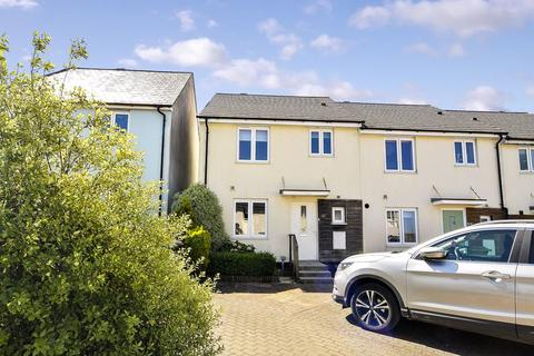 3 bedroom end of terrace house for sale - Fleetwood Gardens, Plymouth. 3 Bedroom House with Garden and Parking