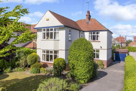 3 bedroom detached house for sale - Harlow Oval, Harrogate