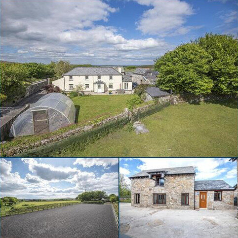 4 bedroom detached house for sale - Bolventor, Launceston