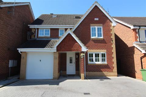 5 bedroom detached house for sale - Ascott Close, Molescroft, Beverley