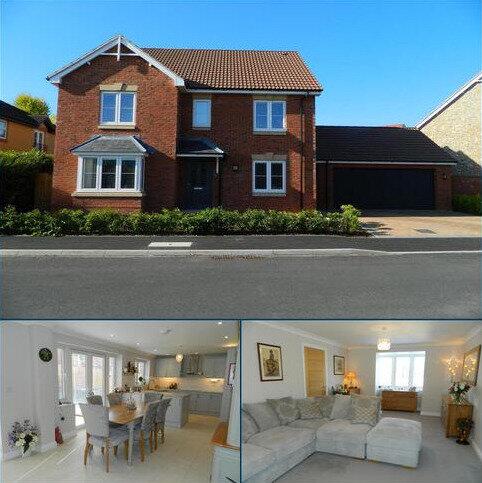 4 bedroom detached house for sale - Hemyock, Cullompton