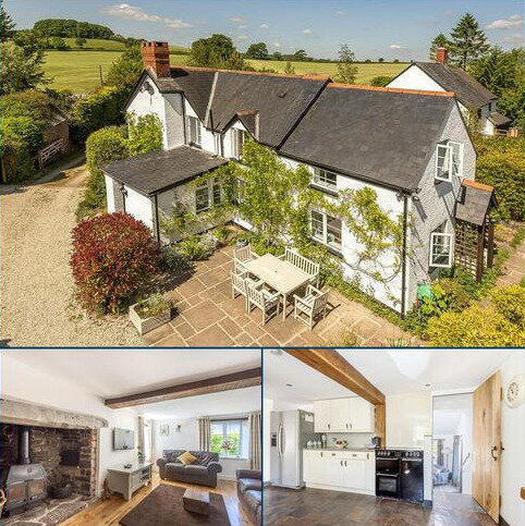 5 bedroom detached house for sale - Hockworthy, Wellington