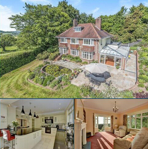 4 bedroom detached house for sale - Northcote Hill, Honiton