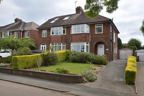 3 bedroom semi-detached house for sale - Kedleston Road, Allestree, Derby