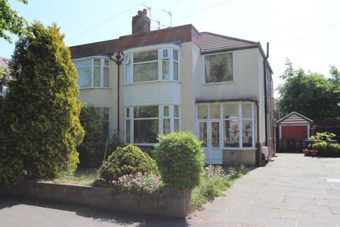 3 bedroom semi-detached house for sale - Mauldeth Road, Heaton Mersey