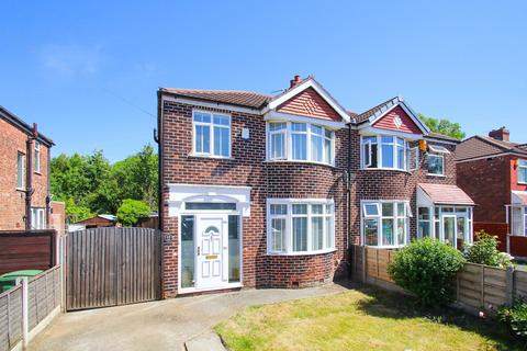 3 bedroom semi-detached house for sale - Castleton Avenue, Stretford, Manchester, M32