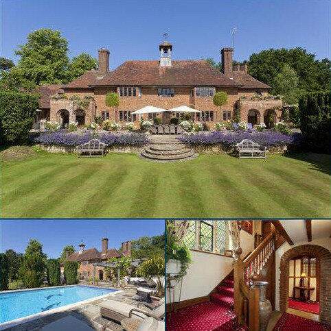 6 bedroom detached house for sale - Westerham Road, Oxted, Surrey, RH8