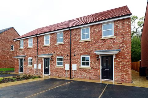 2 bedroom semi-detached house for sale - 2 bedroom semi-detached at Oak Park, Bunting Drive, Tockwith YO26