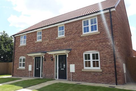 3 bedroom semi-detached house for sale - 3 bedroom semi-detached at Oak Park, Bunting Drive, Tockwith YO26