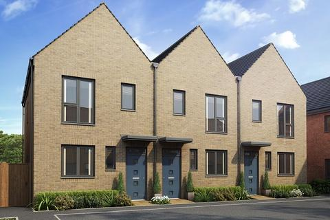 2 bedroom terraced house for sale - Duo at Meaux Rise, Kesteven Way, Hull HU7